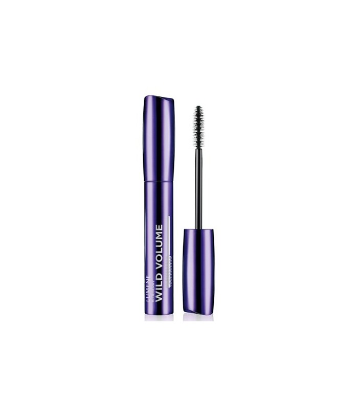 Lumene Blueberry Wild Volume Mascara Rich Black 7ml - utan parabener.