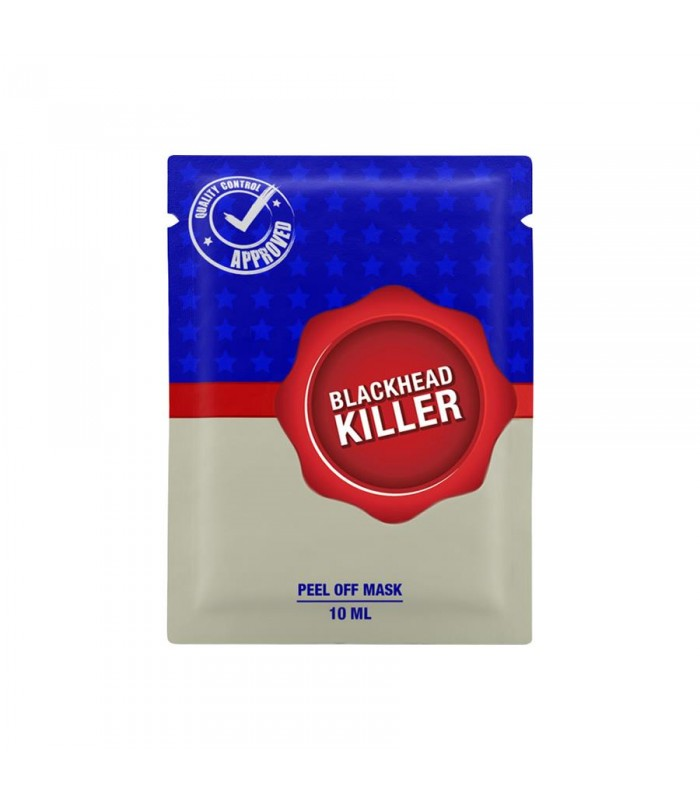 1-pack Blackhead Killer Peal Off Mask 10ml - utan parabener.
