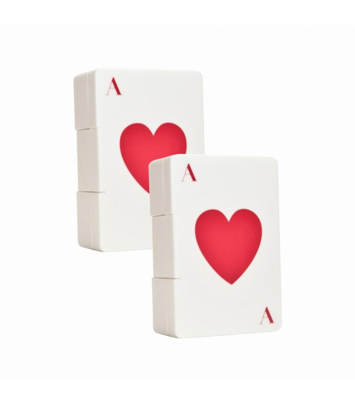 2-pack Ace of Hearts Hard Paste 100ml - utan parabener.