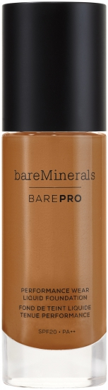 bareMinerals barePRO Performance Wear Liquid Foundation SPF 20 Truffle - utan parabener.