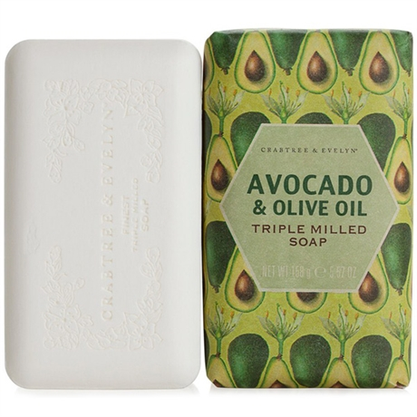 Crabtree & Evelyn Avocado Triple Milled Soap