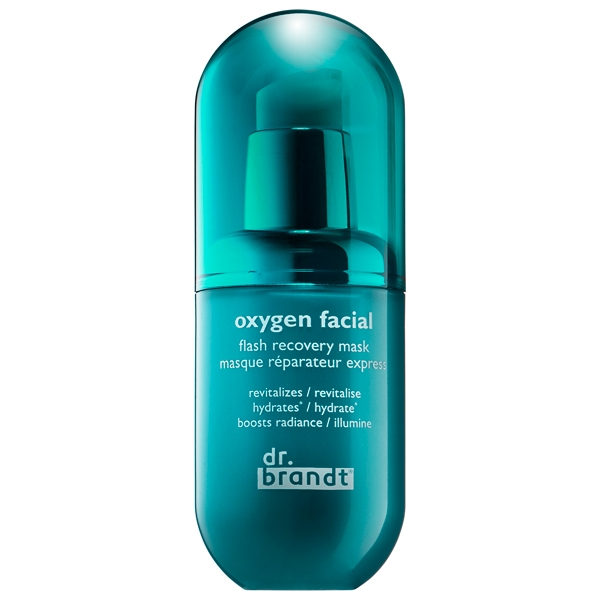 Dr. Brandt Oxygen Facial Flash Recovery Mask