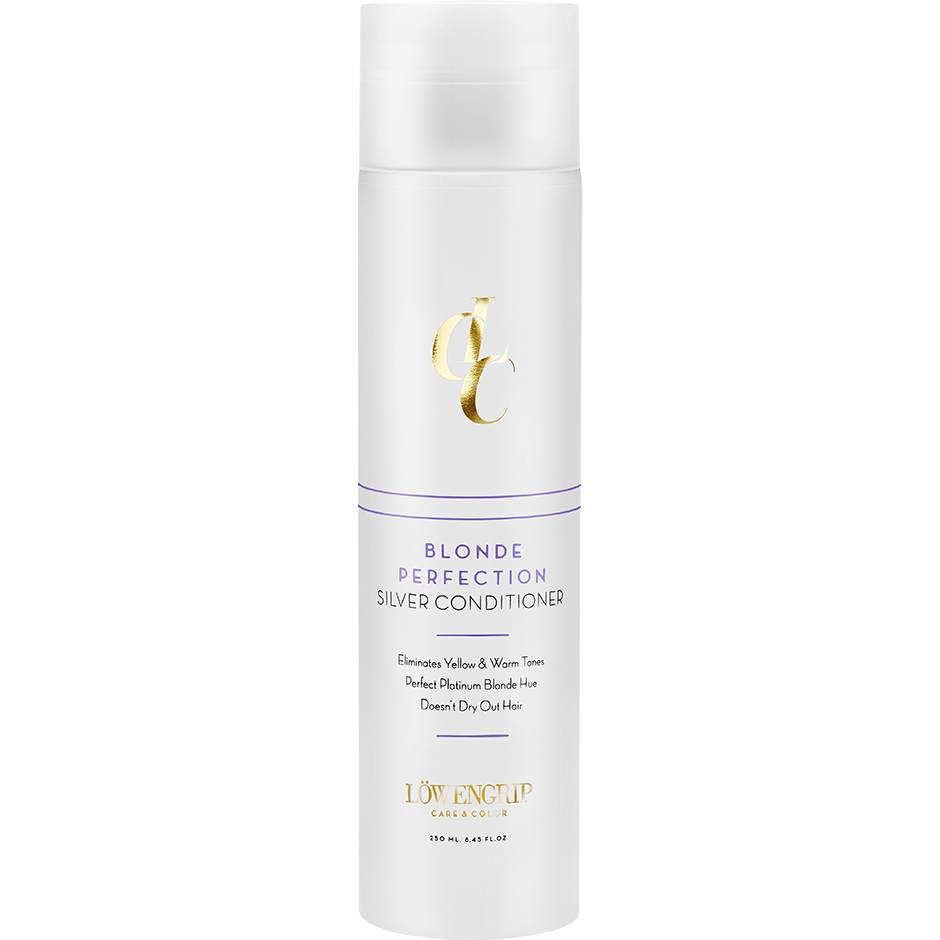 LCC silverbalsam Blonde Perfection 250 ml - utan parabener.