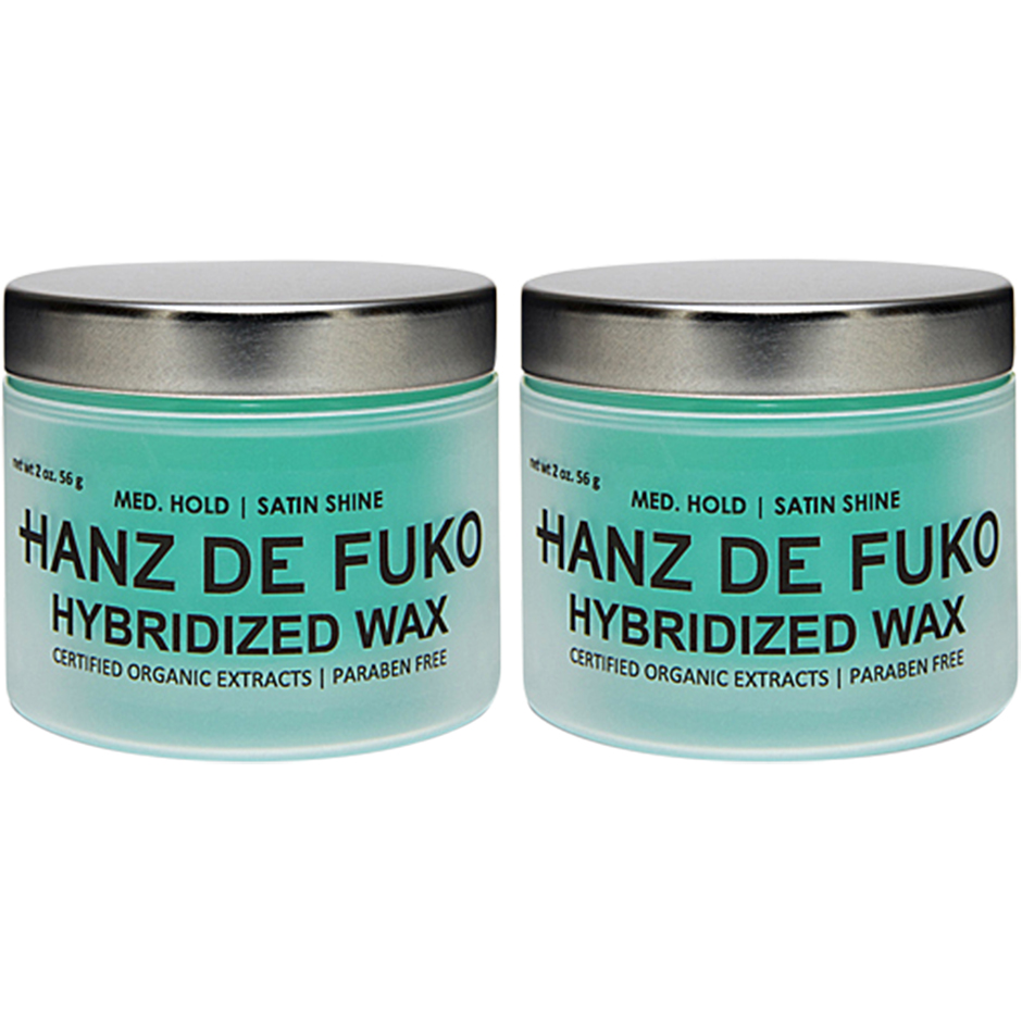 Hybirdized Wax Duo