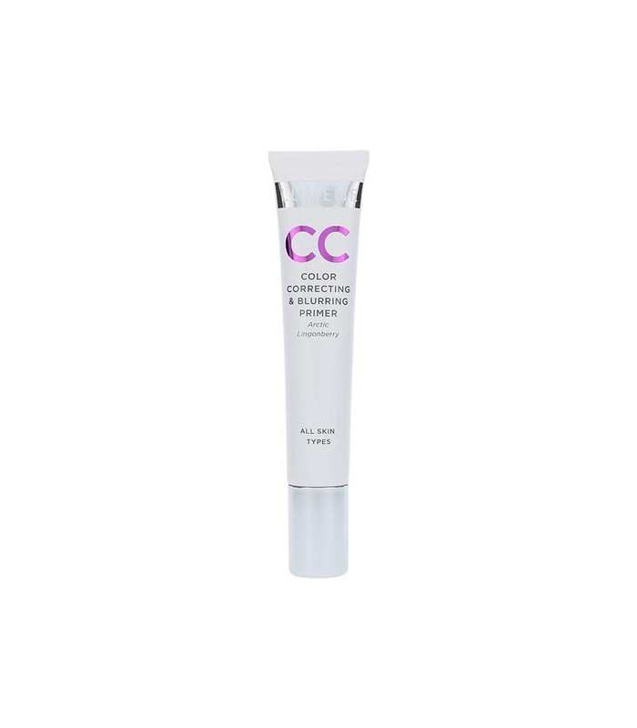 Lumene CC Color Correcting & Blurring Primer 20ml - All Skin Types - utan parabener.