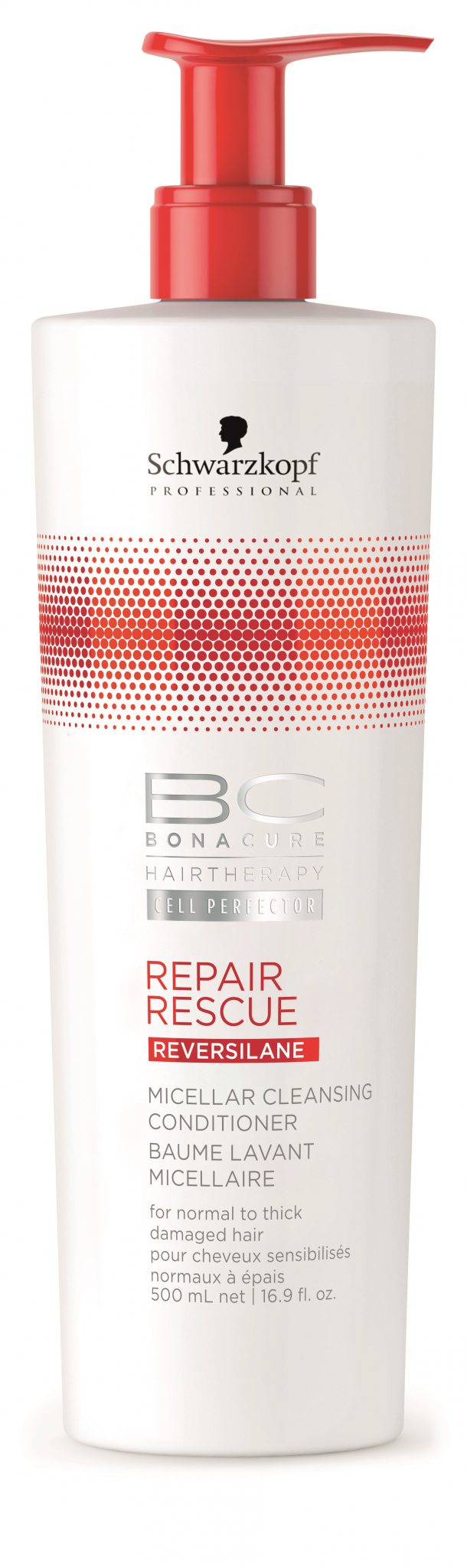 Schwarzkopf BC Bonacure Repair Rescue Cleansing Conditioner 500ml - utan parabener.