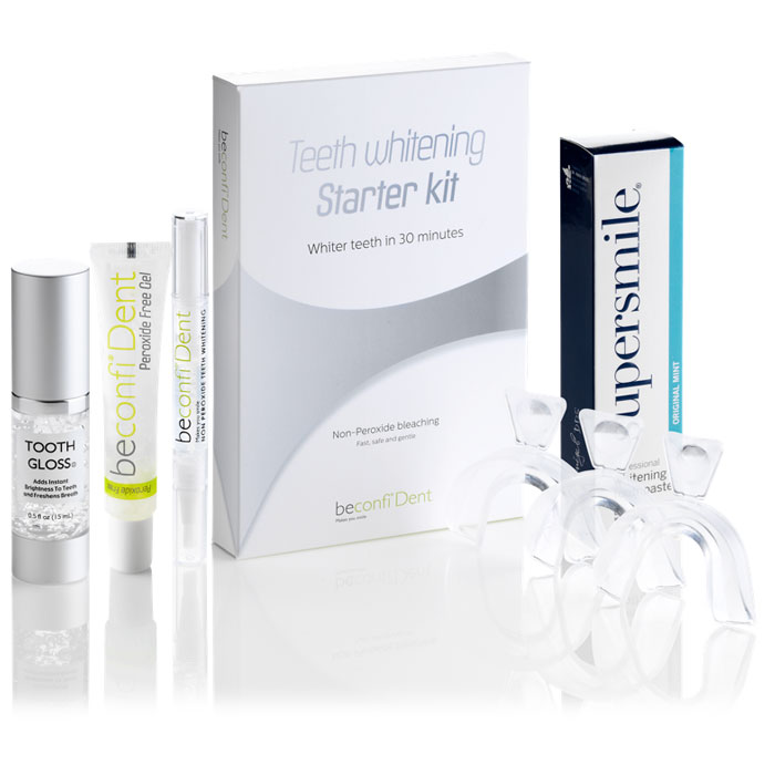 Beconfident Deluxe Kit - utan parabener.