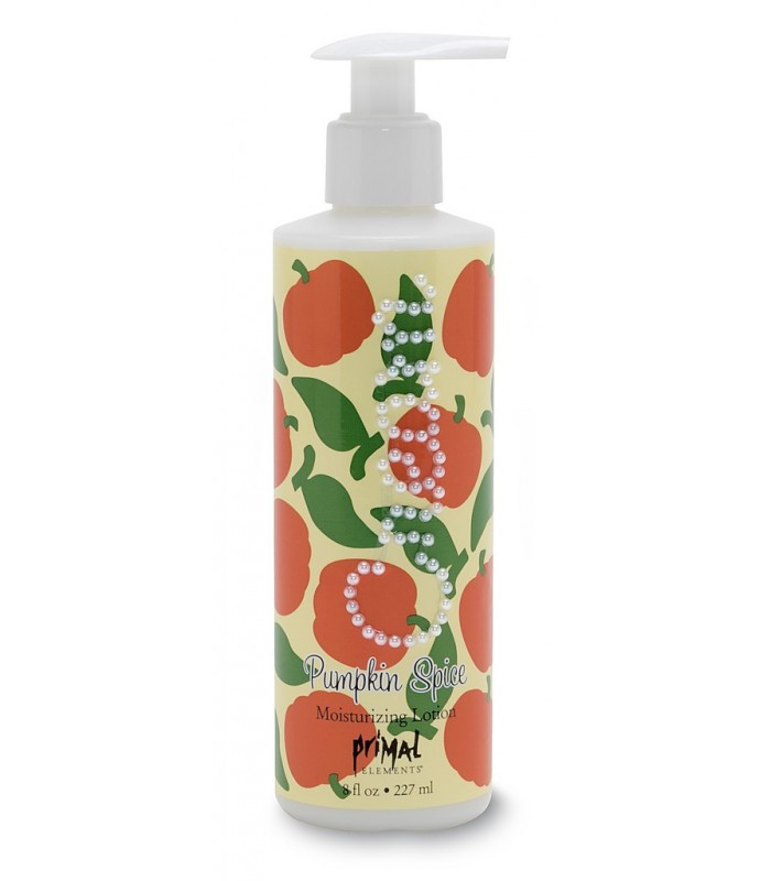 Primal Elements Moisturizing Lotion Pumpkin Spice 227ml - utan parabener.