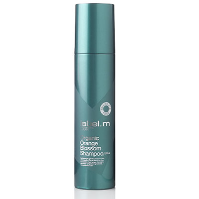 Label.m Orange Blossom Shampoo 1000ml - utan parabener.