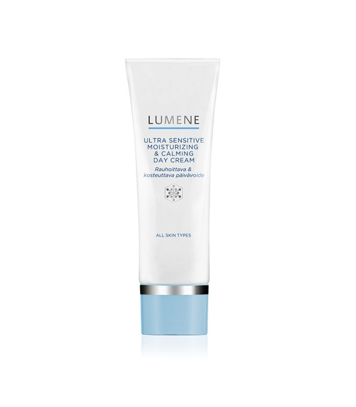 Lumene Ultra Sensitive Moisturizing & Calming Day Cream 50ml - utan parabener.
